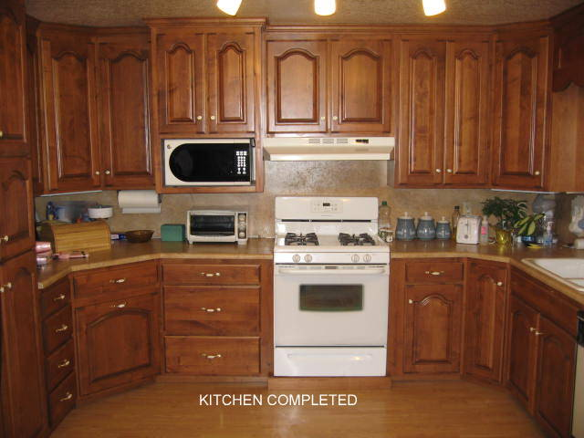 Reface To Update JRT Kitchen And Bath