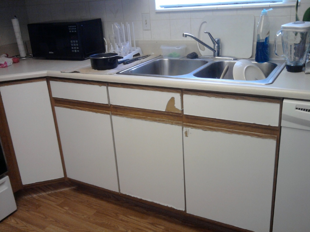 Interior Refacing Laminate Kitchen Cabinets reface to update jrt kitchen and bath picture