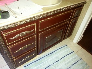 bathroom cabinets new